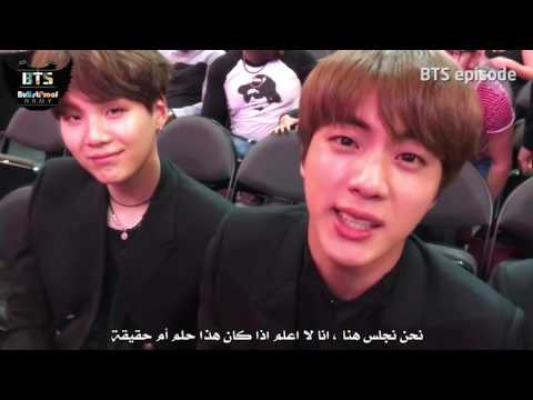 Episode BTS @ Billboard Music Awards 2017 arabic sub