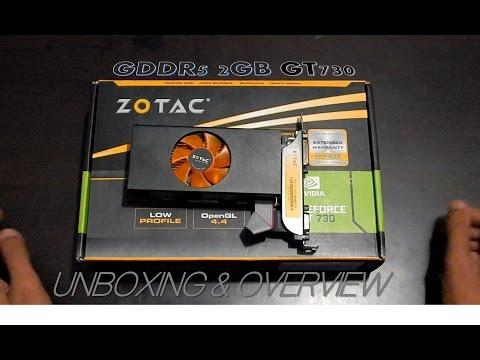 Zotac Nvidia GeForce GT 730 2GB DDR5 Graphics Card