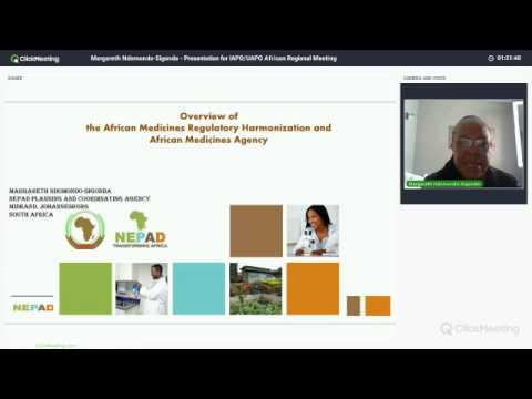 African Regional Meeting, Uganda 2017 - Margareth Ndomondo presentation (long version)