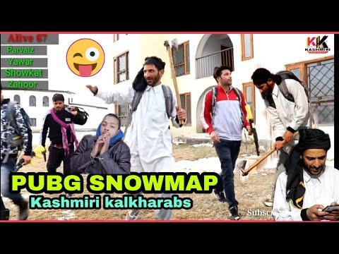 PUBG Snow Map - Kashmiri Kalkharabs