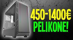 450€-1400€ PELIKONEPAKETIT! - (Marraskuu 2019)