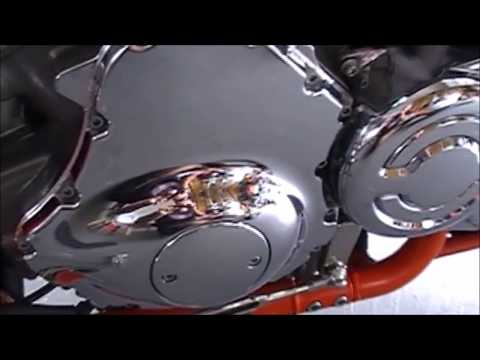 2005 VROD Stator Wire Oil Leak Repair