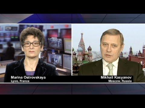 """Mikhail Kasyanov:""""Queremos fazer da Rússia um Estado democrático"""""""