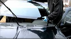 1999 Jeep Grand Cherokee Windshield Replacement