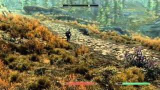 The Elder Scrolls V: Skyrim - Max Settings PC Gameplay