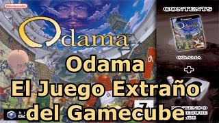 Odama: El Juego Extraño del GameCube