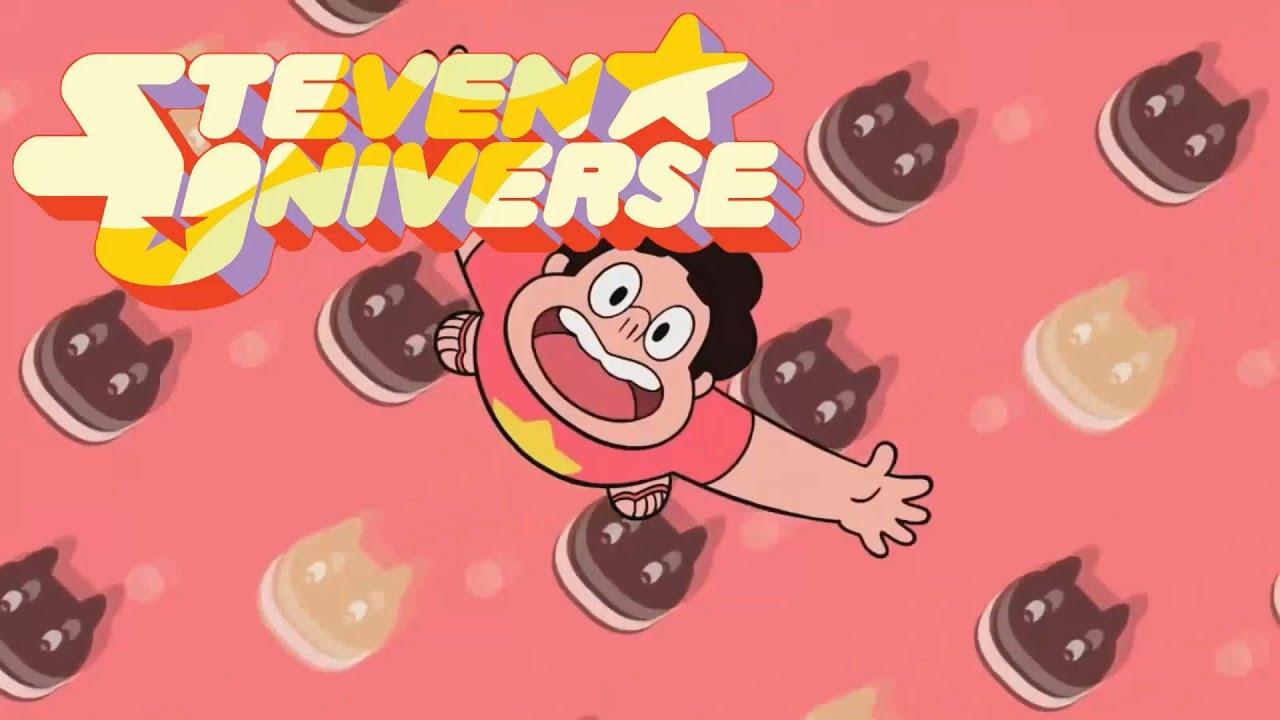 Steven Universe Cookie Cat Song