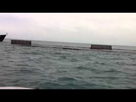 Campeche fish farm