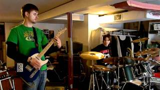 Nirvana - Frances Farmer Will Have Her Revenge On Seattle guitar and drum cover