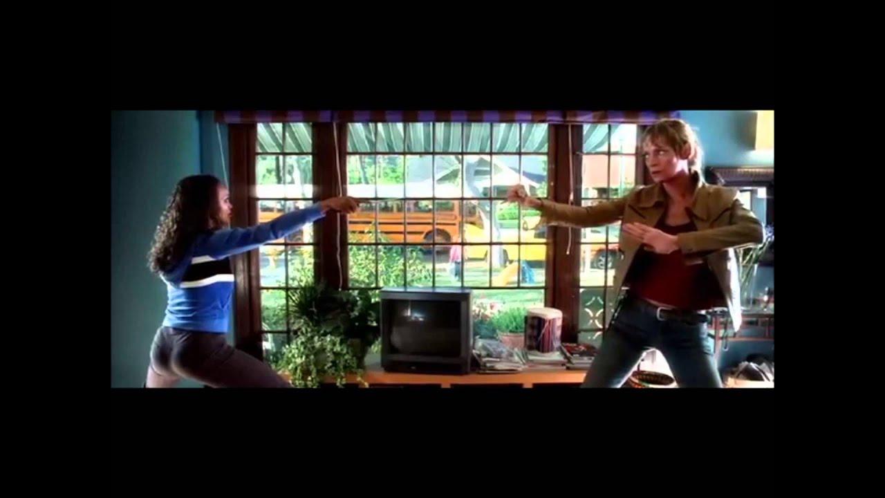 Kill Bill Volume 1 Fight Scene In Pasadena Amp Vivica A