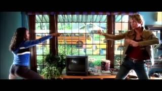 KILL BILL Volume 1: Fight Scene in Pasadena & Vivica A. Fox's reflection