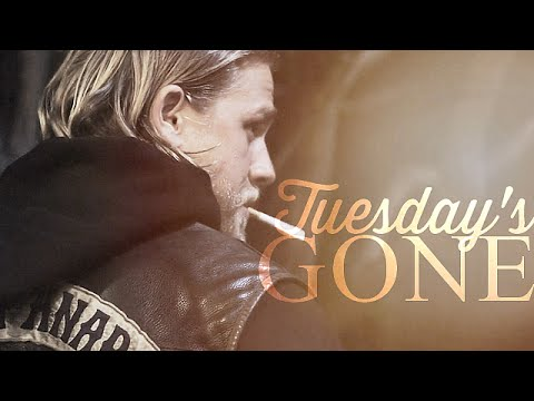 Jax Teller | Tuesday's Gone(Sons of Anarchy)