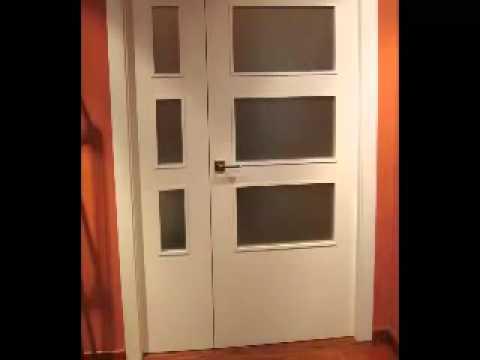 Puertas lacadas blancas valencia youtube - Puertas lacadas blancas precios ...