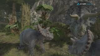 VIVELAND 恐龍紀元 XR  Dinosaur Age【4D動感座椅/VR單人版體驗】