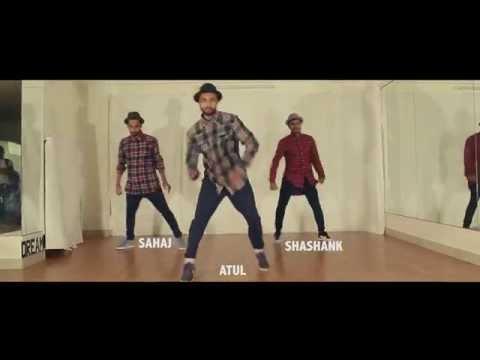 High Heels, Jaz Dhami ft. Yo Yo Honey Singh- LFRD & UDC (Hiphop Choreography)