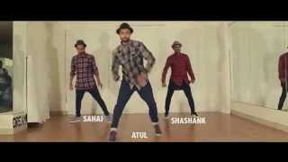 High Heels, Jaz Dhami ft. Yo Yo Honey Singh- LFRD & UDC (Hiphop Choreography)