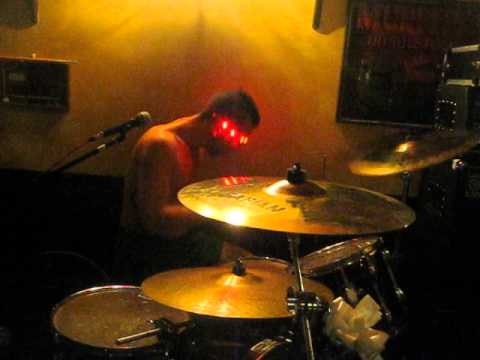 Angler - Sea Riot feat. Al Attempts (Live 25/05/14)