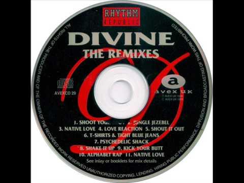 Divine-Alphabet Rap (Hyper Go Go Remix)