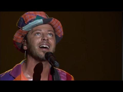 Christophe maé-On trace la route -Le live-