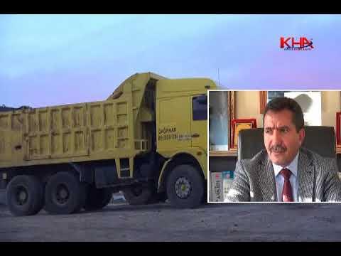 Dağpınar Belediye Başkanı Ömer Vargün'ün hizmetleri