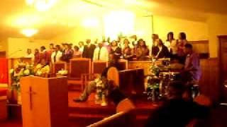 Praise Jehovah - Jones Chapel Mass Choir