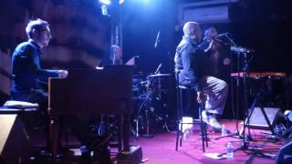 Fred Wesley Generations - Same Beat / House Party (New Morning - Paris - December 9th 2016)