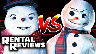 Jack Frost VS Jack Frost (Comedy and Horror Snowman Movies) - Rental Reviews