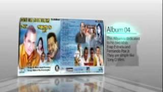Tony D Men Albums 3d intro