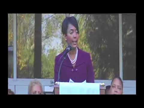 Keisha Lance Bottoms on Civil Rights Leader Ruby Doris Smith Robinson - 2011