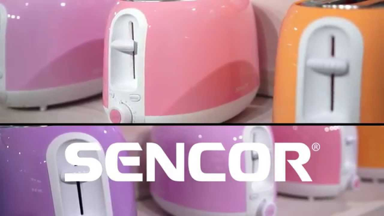 Electric Toaster Sencor STS 34RD   YouTube Electric Toaster Sencor STS 34RD