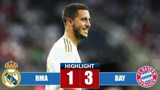 Rеаl Маdrid vs Bayern Munісh 1-3 Highlights & Goals | Resumen y Goles (21/07/2019)