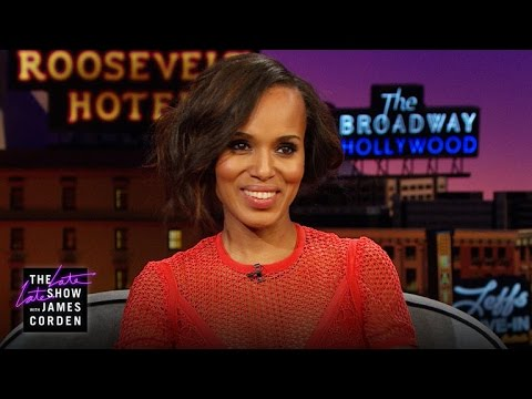 Kerry Washington & Alec Baldwin Have Thoughts on Donald Trum