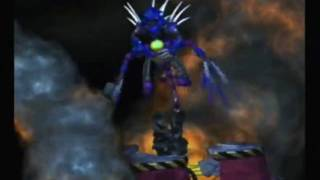 Sonic Heroes: Metal Overlord