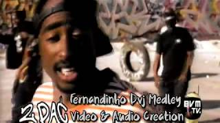 2PAC - 2PAC MEDLEY - BY FERNANDINHO DVJ  & AUDIO CREATION (1992 - 1999)