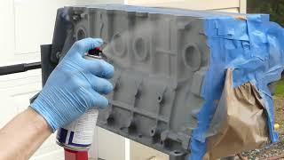BMW M52 Engine Rebuild - Part 3 of 9