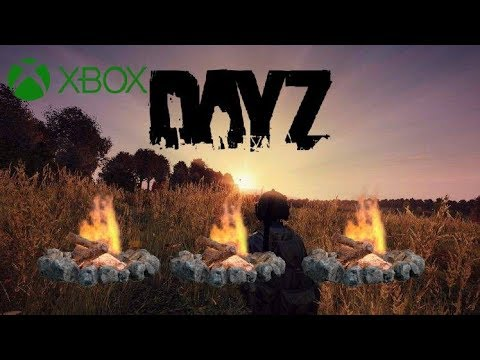 Dayz Xbox | How to make a Campfire