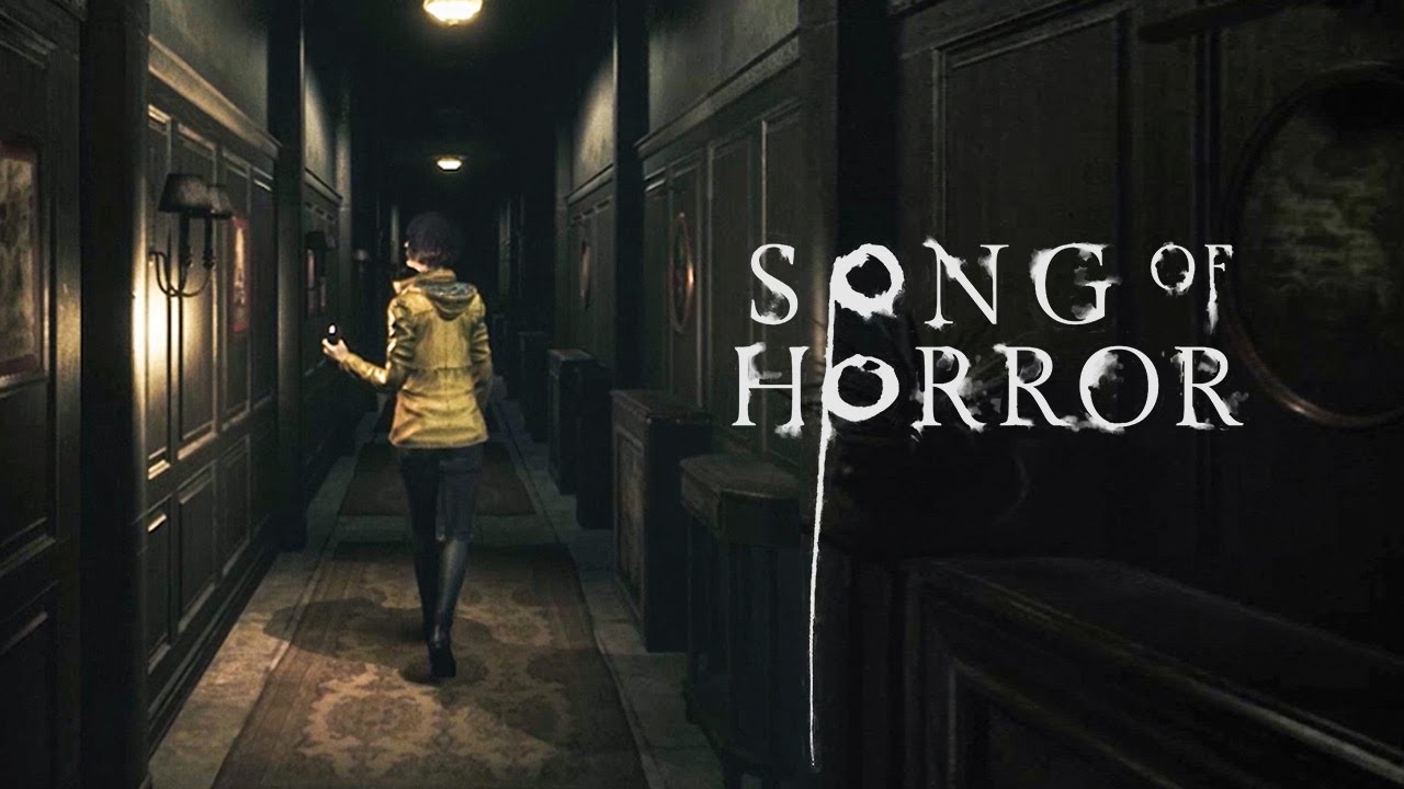 El juego español Song of Horror fija su lanzamiento en PS4 y Xbox One el 29 de octubre - AnaitGames