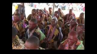Repeat youtube video Mosotho initiate in Lesotho_2013