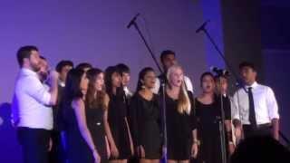 2014 SLU Indian Student Association Fall Show: Astha - American National Anthem