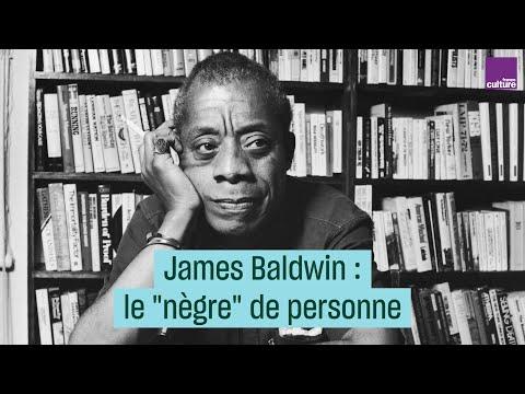 James Baldwin, le
