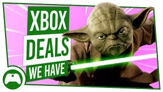 9 Xbox Deals | Star Wars Battlefront 2, EA Sports Bundle, Battlefield V, The Sims 4 and MORE