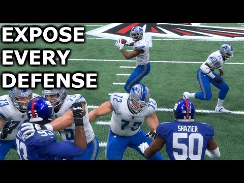 EXPOSE EVERY COVERAGE IN MADDEN!!! MADDEN 18 GAMEPLAY