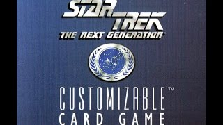Star Trek CCG Limited edition Alternate Universe complete set! ST:CCG STCCG Decipher