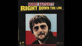 Gerry Rafferty - Right Down The Line (1978 LP Version) HQ