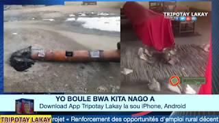 Moun Wanament Boule bwa Kita Nago a. Yo di se bwa sa ki kenbe Prezidan Jovenel toujou