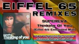 SUPEREVA - Thinking Of You (Eiffel 65 Extended Mix)