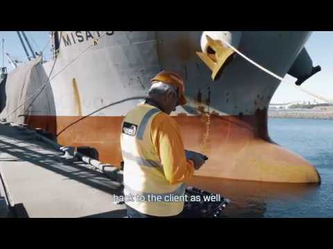 Underwater surveys and inspections with Inchcape Shipping Services   Blueye Pioneer underwater drone