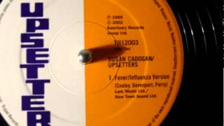The Upsetters / Susan Cadogan - Fever Influenza Version (1969)