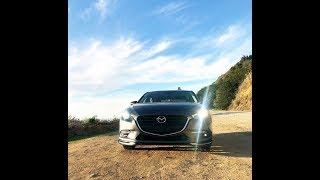 Big Sur Road Trip in Mazda3 5-door Grand Touring