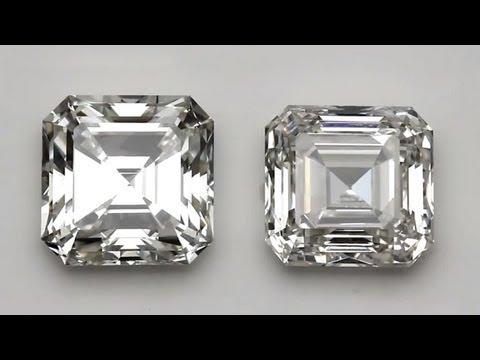 Guide to Purchasing an Asscher Cut Diamond - YouTube